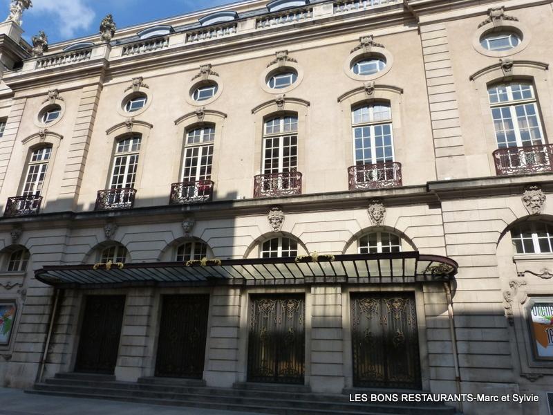 Nancy 54 cr ation des ducs de lorraine les bons restaurants for Rue catherine opalinska nancy
