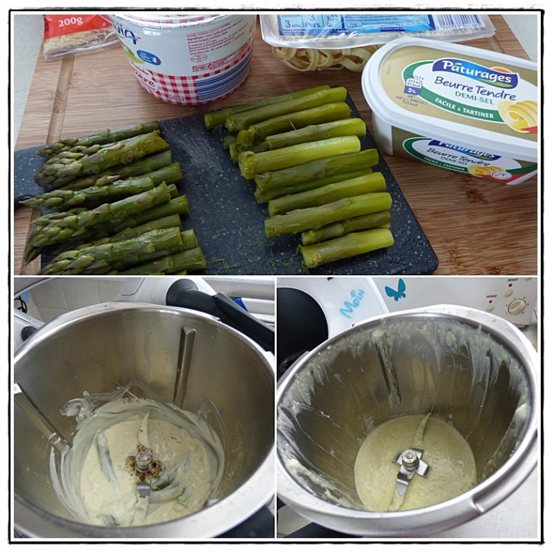 La guillaumette fran oise guillaume charron le plaisir de d couvrir et d 39 changer - Cuisiner les asperges vertes fraiches ...